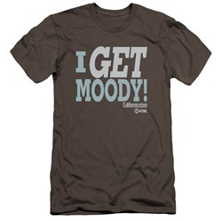 Californication - Mens I Get Moody Premium Slim Fit T-Shirt