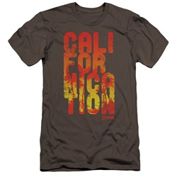 Californication - Mens Cali Type Premium Slim Fit T-Shirt