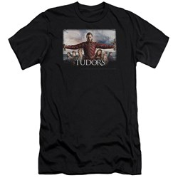 Tudors - Mens The Final Seduction Premium Slim Fit T-Shirt