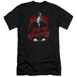 Dexter - Mens Dark Passenger Premium Slim Fit T-Shirt