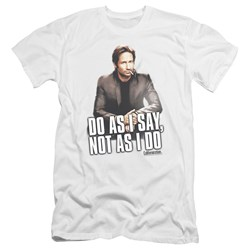 Californication - Mens Do As I Say Premium Slim Fit T-Shirt