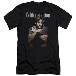 Californication - Mens Smoking Premium Slim Fit T-Shirt