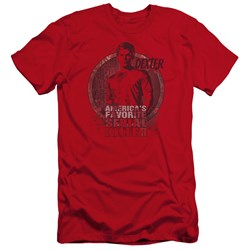 Dexter - Mens Americas Favorite Premium Slim Fit T-Shirt