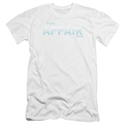Affair - Mens Logo Premium Slim Fit T-Shirt
