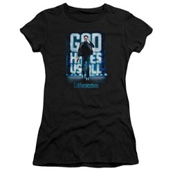 Californication - Juniors Hit The Lights Premium Bella T-Shirt
