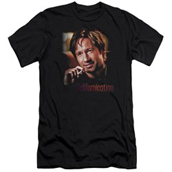 Californication - Mens Smoker Premium Slim Fit T-Shirt