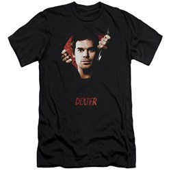Dexter - Mens Body Bad Premium Slim Fit T-Shirt