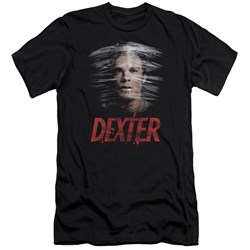 Dexter - Mens Plastic Wrap Premium Slim Fit T-Shirt