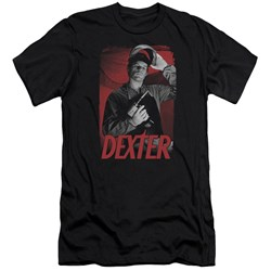 Dexter - Mens See Saw Premium Slim Fit T-Shirt
