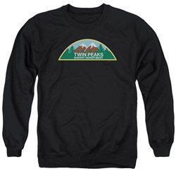 Twin Peaks - Mens Sheriff Department Sweater