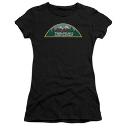 Twin Peaks - Juniors Sheriff Department T-Shirt