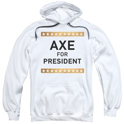 Billions - Mens Axe For President Pullover Hoodie
