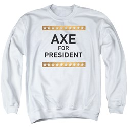 Billions - Mens Axe For President Sweater
