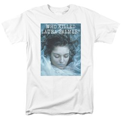 Twin Peaks - Mens Who Killed Laura T-Shirt