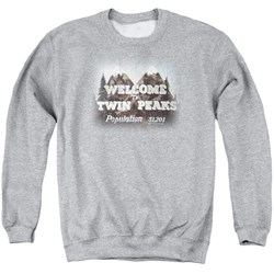 Twin Peaks - Mens Welcome To Sweater