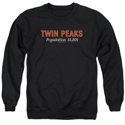 Twin Peaks - Mens Population Sweater