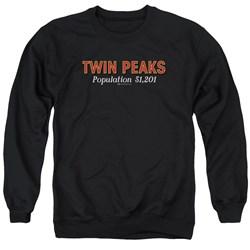 Twin Peaks - Mens Population Sweater