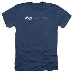 Billions - Mens Corporate Heather T-Shirt