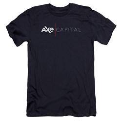 Billions - Mens Corporate Premium Slim Fit T-Shirt