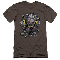 Superman - Mens Bizzaro Breakthrough Premium Slim Fit T-Shirt