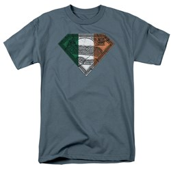 Superman - Mens Irish Celtic Symbol T-Shirt