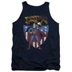 Superman - Mens All American Tank Top