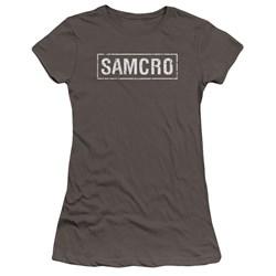 Sons Of Anarchy - Juniors Samcro Premium Bella T-Shirt