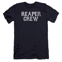 Sons Of Anarchy - Mens Reaper Crew Premium Slim Fit T-Shirt