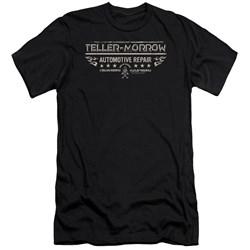 Sons Of Anarchy - Mens Teller Morrow Premium Slim Fit T-Shirt