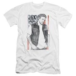 Sons Of Anarchy - Mens Jax President Premium Slim Fit T-Shirt