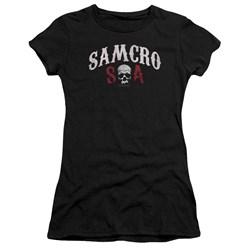 Sons Of Anarchy - Juniors Samcro Forever Premium Bella T-Shirt