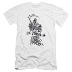 Sons Of Anarchy - Mens Redwood Original Premium Slim Fit T-Shirt