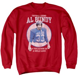 Married With Children - Mens Football Legend Sweater