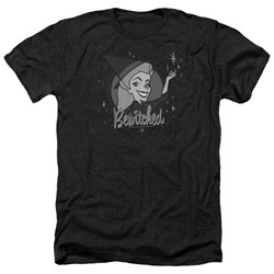 Bewitched - Mens Snap Heather T-Shirt