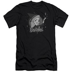 Bewitched - Mens Snap Slim Fit T-Shirt