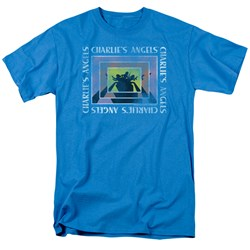 Charlies Angels - Mens Boxed Angels T-Shirt