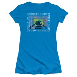 Charlies Angels - Juniors Boxed Angels T-Shirt