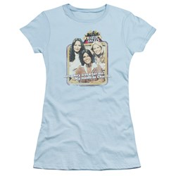 Charlies Angels - Juniors Now They Work For Me T-Shirt
