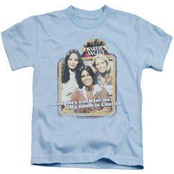 Charlies Angels - Youth Now They Work For Me T-Shirt