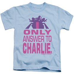 Charlies Angels - Youth Answer T-Shirt