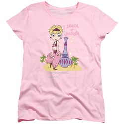 I Dream Of Jeannie - Womens Island Dance T-Shirt