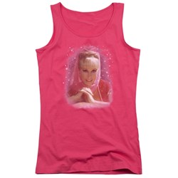 I Dream Of Jeannie - Juniors Sparkle Tank Top