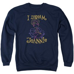 I Dream Of Jeannie - Mens Jeannie Paint Sweater