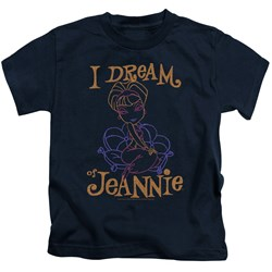 I Dream Of Jeannie - Youth Jeannie Paint T-Shirt