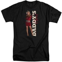 Married With Children - Mens Daddys Girl Tall T-Shirt