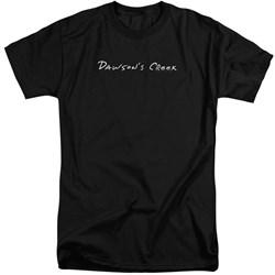 Dawsons Creek - Mens Dawsons Logo Tall T-Shirt