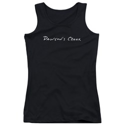 Dawsons Creek - Juniors Dawsons Logo Tank Top