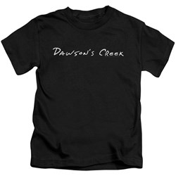 Dawsons Creek - Youth Dawsons Logo T-Shirt
