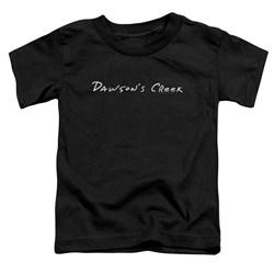 Dawsons Creek - Toddlers Dawsons Logo T-Shirt