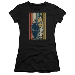 Starsky And Hutch - Juniors Spreadshirt Premium Bella T-Shirt